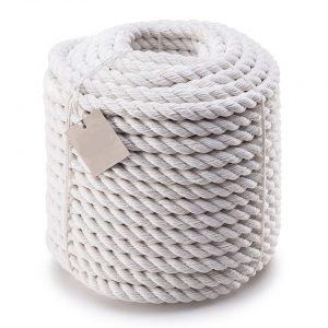 Bavlnené laná